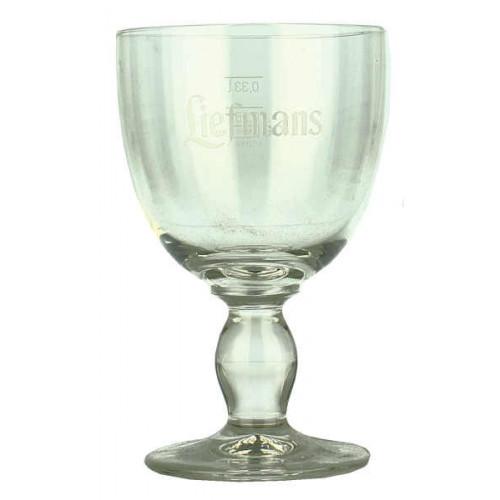 Liefmans Chalice Glass 0.25/0.33L
