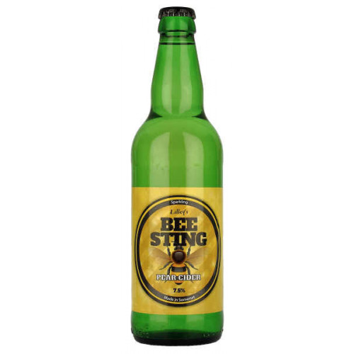 Lilleys Bee Sting Pear Cider