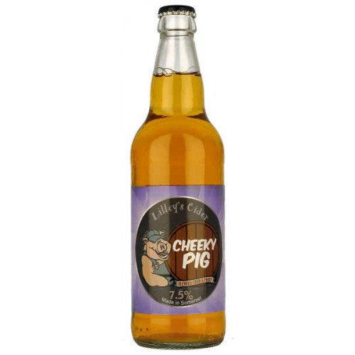 Lilleys Cheeky Pig Cider