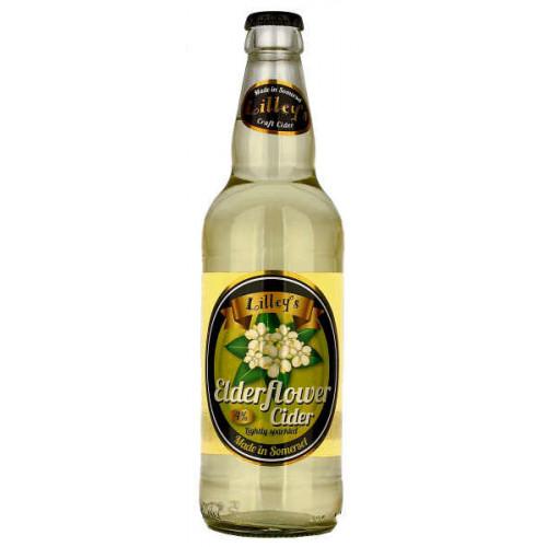 Lilleys Elderflower Cider