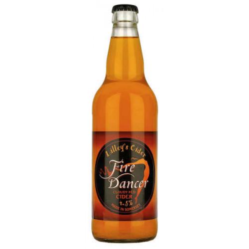 Lilleys Fire Dancer Cider