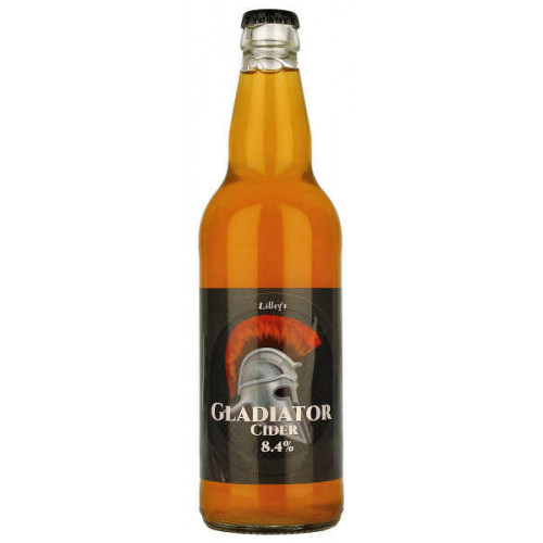 Lilleys Gladiator Cider