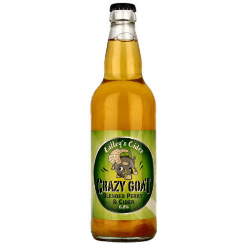Lilleys Crazy Goat Cider