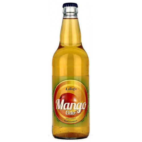 Lilleys Mango Cider