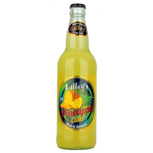 Lilleys Pineapple Cider
