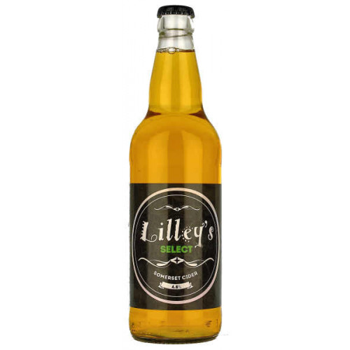 Lilleys Select Cider