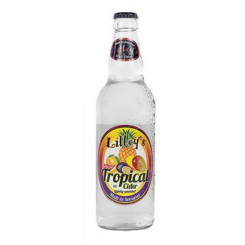 Lilleys Tropical Cider