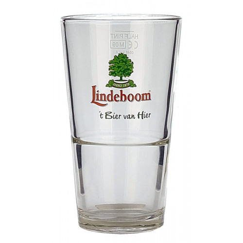Lindeboom Glass (Half Pint)