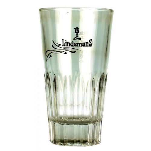 LindemansTumbler Glass  (Black Logo)