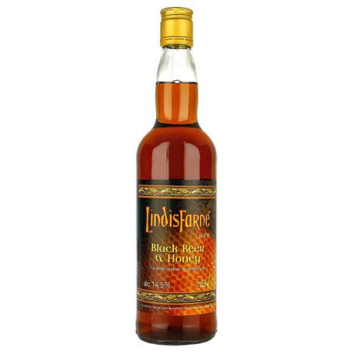 Lindisfarne Black Beer & Honey Wine