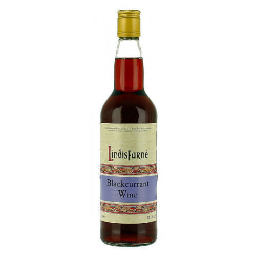 Lindisfarne Blackcurrant Wine