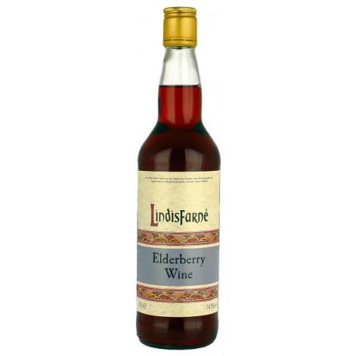Lindisfarne Elderberry Wine