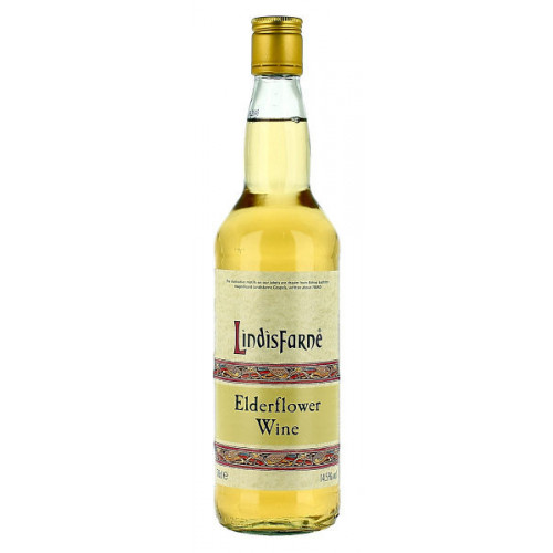 Lindisfarne Elderflower Wine