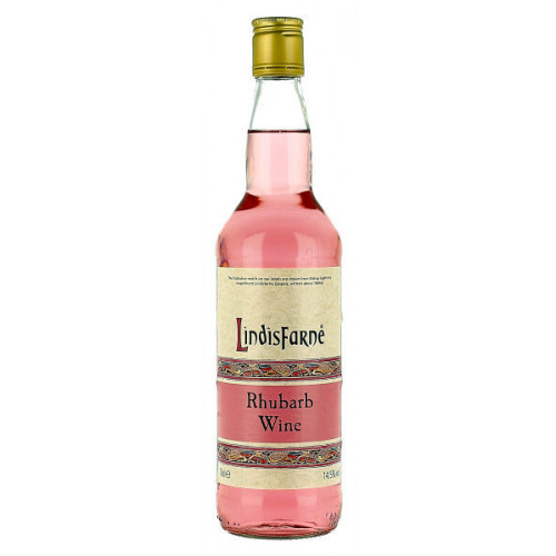 Lindisfarne Rhubarb Wine
