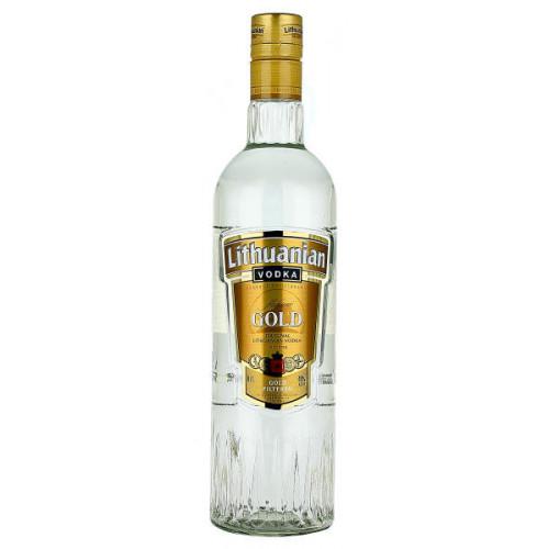 Lithuanian Vodka Gold
