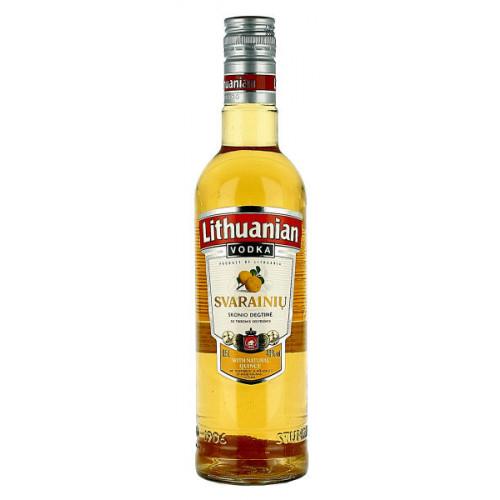 Lithuanian Quince Vodka