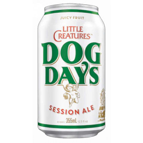 Little Creatures Dog Days Can