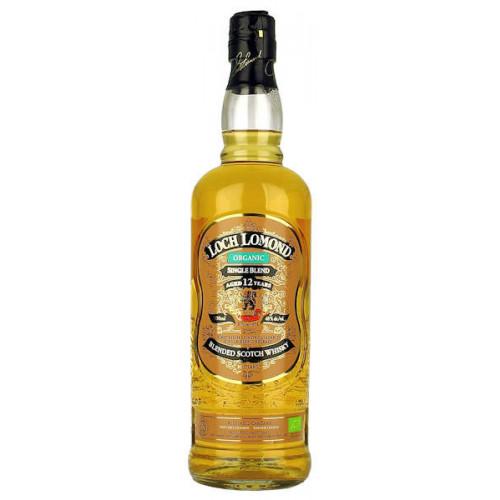 Loch Lomond 12 Year Old Organic Whisky