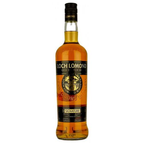 Loch Lomond Signature Blended Scotch Whisky