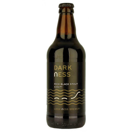 Loch Ness Dark Ness
