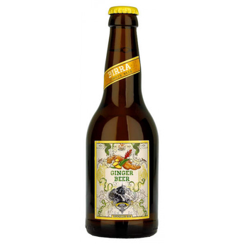 Locher Appenzeller Ginger Beer