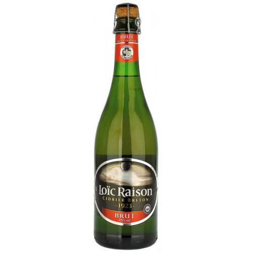 Loic Raison Cidrier Breton Brut