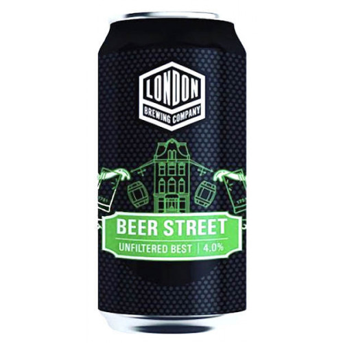 London Brewing Company Beer Street