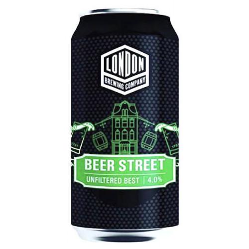 London Brewing Company Beer Street
