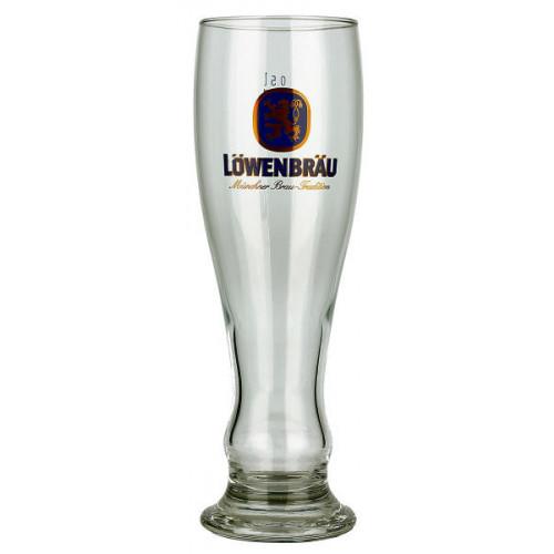 Lowenbrau Weizen Glass 0.5L