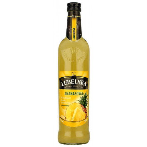 Lubelska Ananasowa Pineapple Liqueur