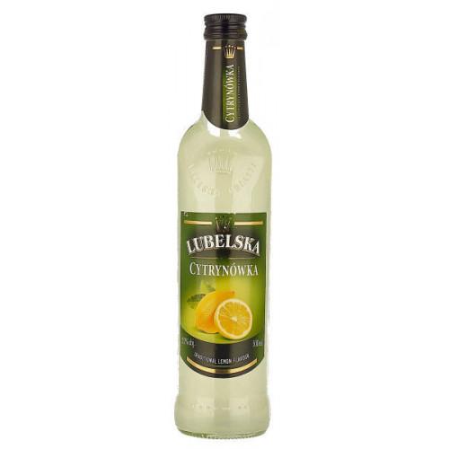 Lubelska Cytrynowka Lemon Liqueur