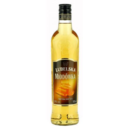 Lubelska Miodowka Honey Liqueur