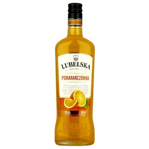 Lubelska Pomaranczowka Liqueur (Orange)