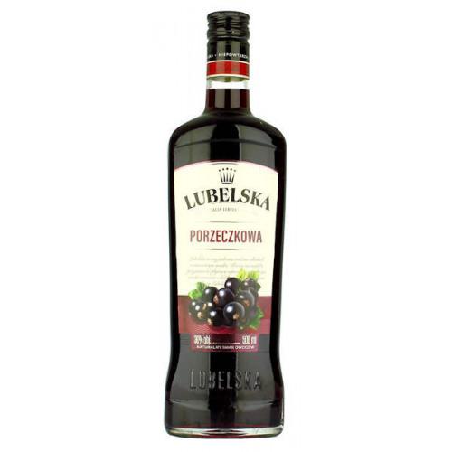Lubelska Porzeczkowa Blackcurrant Liqueur