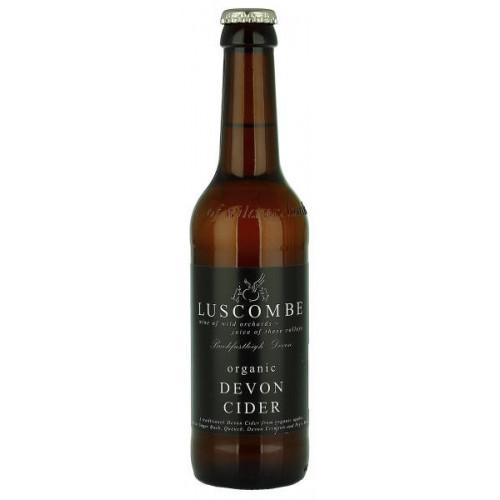 Luscombe Farm Organic Devon Dry Cider