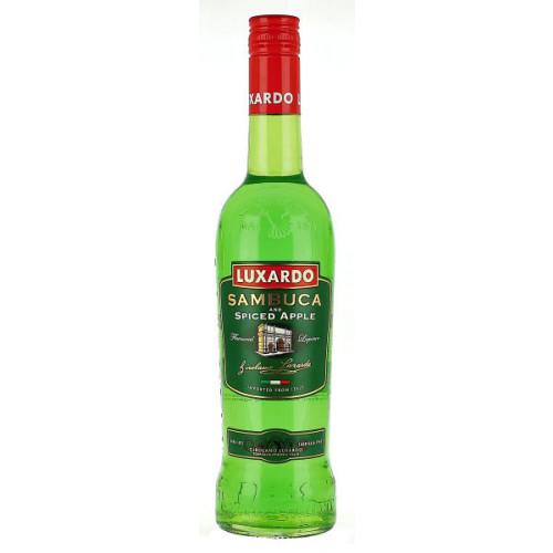 Luxardo Sambuca and Spiced Apple