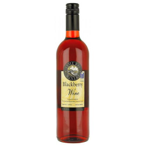 Lyme Bay Blackberry Wine