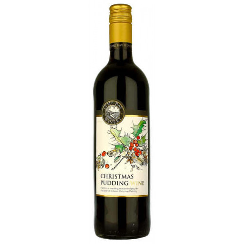 Lyme Bay Christmas Pudding Wine