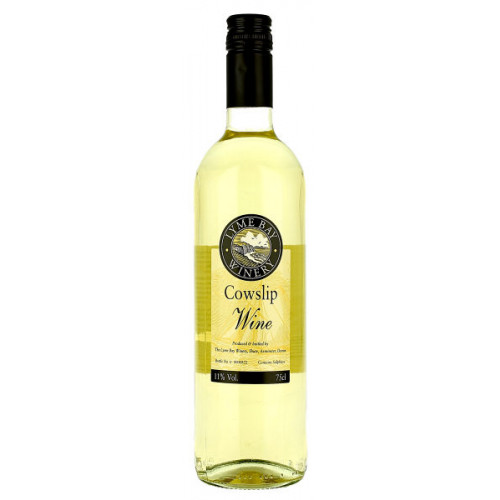 Lyme Bay Cowslip Wine