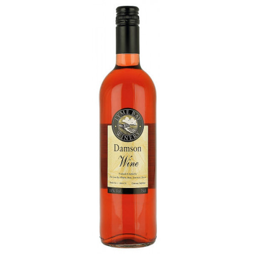 Lyme Bay Damson Wine