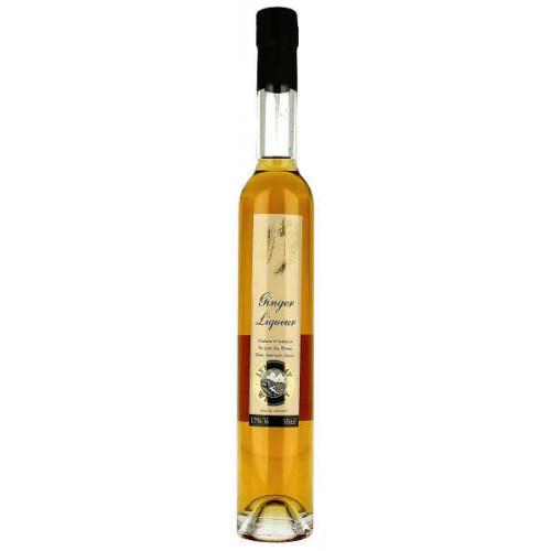 Lyme Bay Ginger Liqueur (Whisky and Ginger)