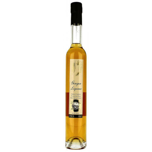 Lyme Bay Ginger Liqueur (Whisky and Ginger)