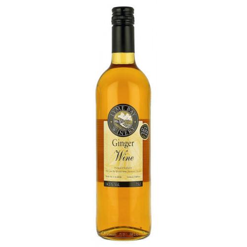 Lyme Bay Ginger Wine