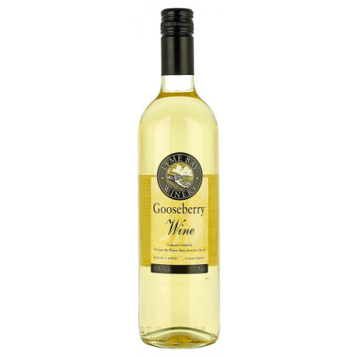 Lyme Bay Gooseberry Wine