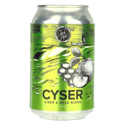 Lyme Bay Jack Ratt Cyser