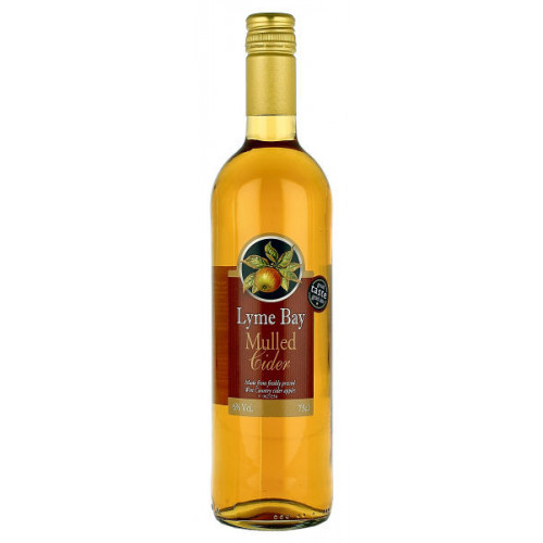 Lyme Bay Mulled Cider