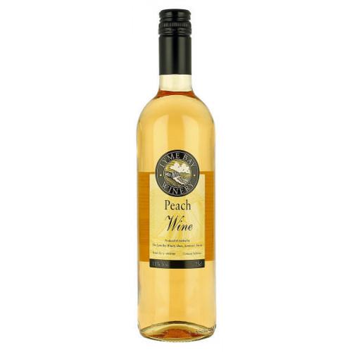 Lyme Bay Peach Wine