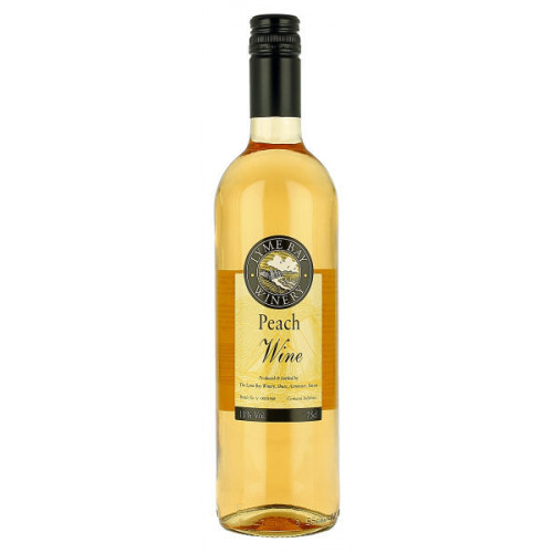 Lyme Bay Peach Wine