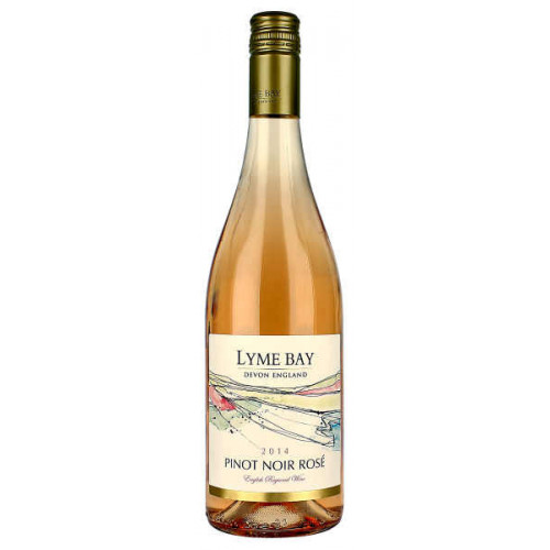 Lyme Bay Pinot Noir Rosé