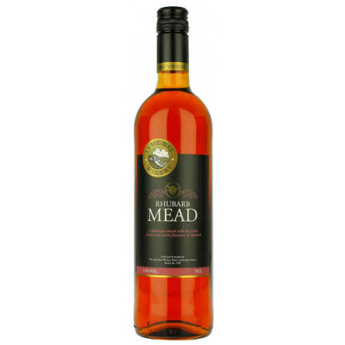 Lyme Bay Rhubarb Mead